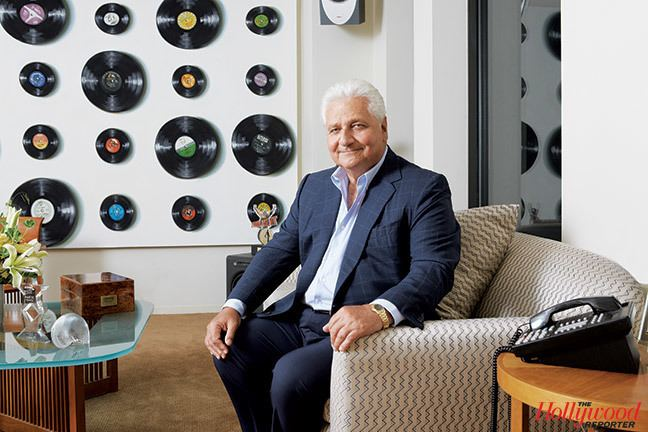 Martin Bandier SonyATV39s Martin Bandier on Acquiring EMI Publishing
