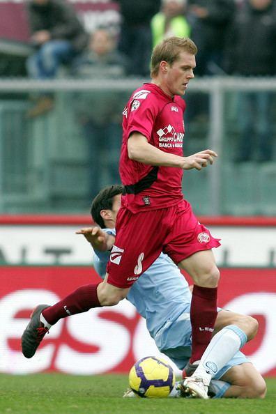 Martin Bergvold Martin Bergvold Photos Photos AS Livorno Calcio v SSC Napoli