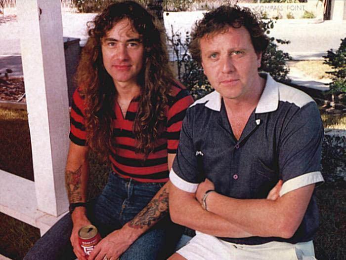 Martin Birch FEATURE FRIDAY The Birth of the Iron Maiden Sound 1980