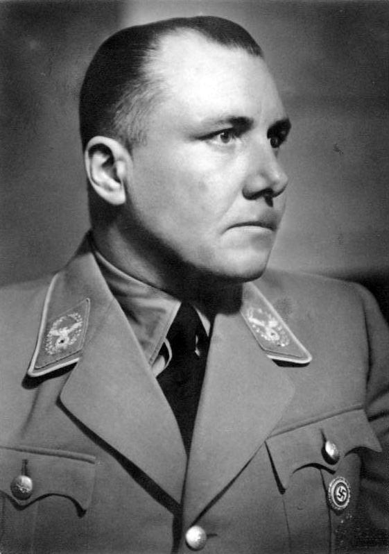 Martin Bormann Martin Bormann Wikipedia the free encyclopedia