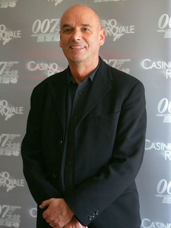 Martin Campbell Casino Royale39s Martin Campbell to Direct Graphic Novel