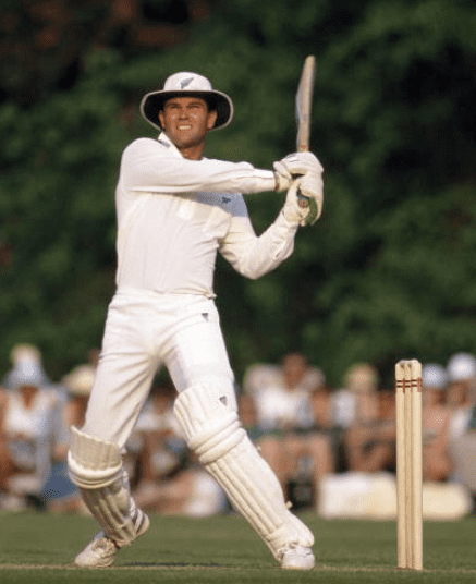Sad news from NZ today test cricketer Martin Crowe has passed away