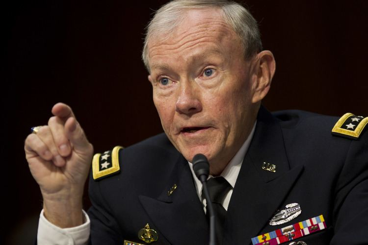 Martin Dempsey Dempsey Hazing bullying 39intolerable39 in military