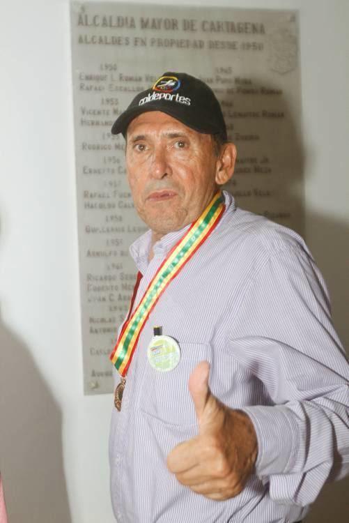 Martin Emilio Rodriguez Martn Emilio Cochise Rodrguez la leyenda viviente del
