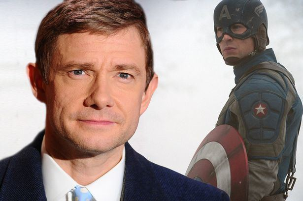 Martin Freeman Martin Freeman joins Captain America 3 Sherlock actor joins