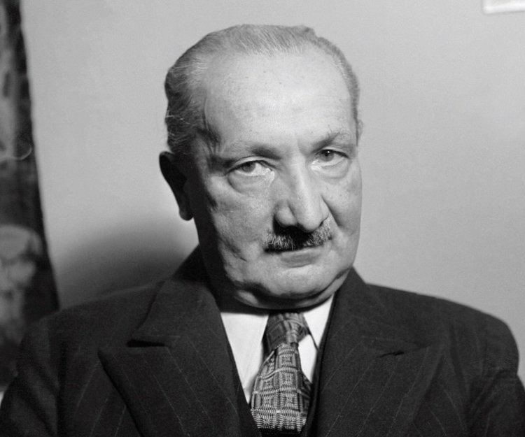 Martin Heidegger Martin Heidegger Biography Childhood Life Achievements