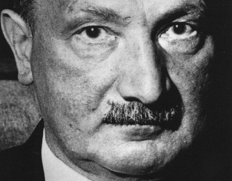 Martin Heidegger Heidegger Being Human and Antisemitism The American