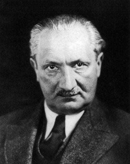 Martin Heidegger Martin Heidegger the philosopher who fell for Hitler Telegraph