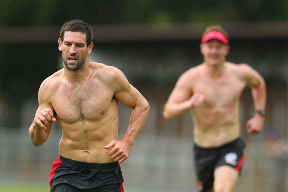Martin Mattner Martin Mattner Pictures Sydney Swans Training Session