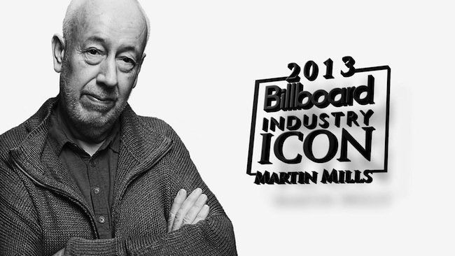 Martin Mills Billboard to Honor Beggars Group Chairman Martin Mills at MIDEM