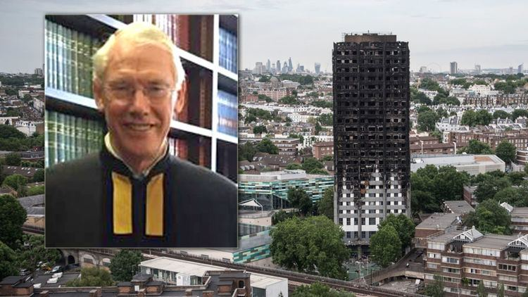 Martin Moore-Bick Who is Sir Martin MooreBick the top judge leading the Grenfell