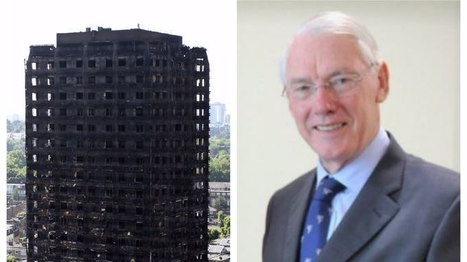 Martin Moore-Bick Retired judge leading Grenfell fire public inquiry raises doubts