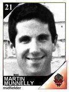 Martin Munnelly wwwmetrofanaticcomimgplayersmmujpg