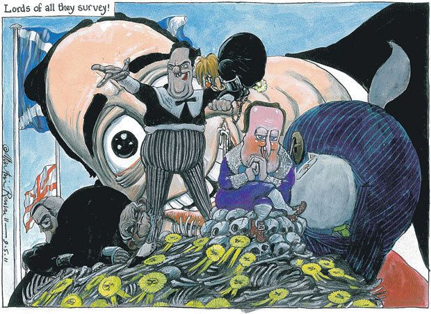 Martin Rowson Martin Rowson on the SNP39s victory in the Scottish