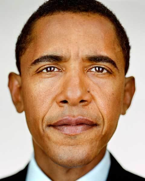 Martin Schoeller National Portrait Gallery Feature Photography