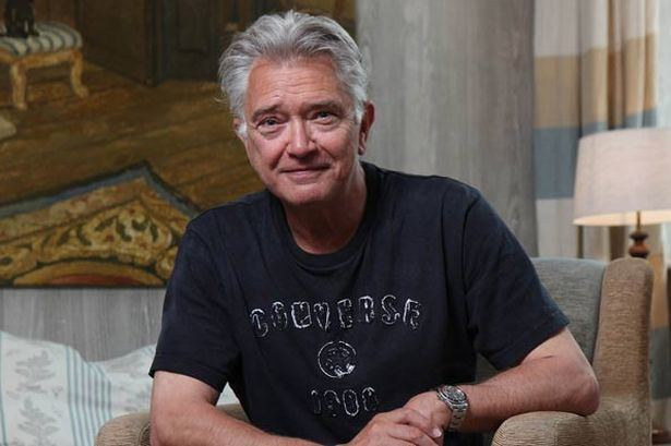 Martin Shaw Martin Shaw The night I thought I was dying on stage just