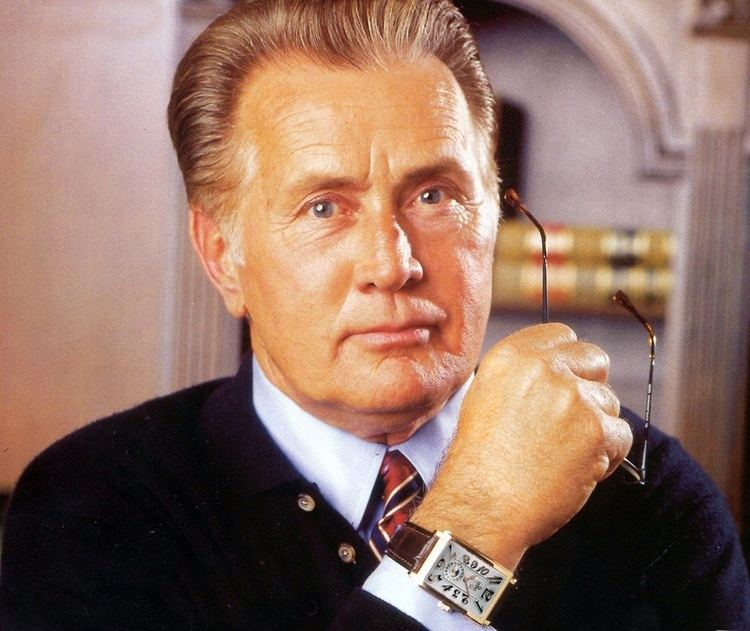 Martin Sheen Martin Sheen to Help Son Charlie with Anger Management