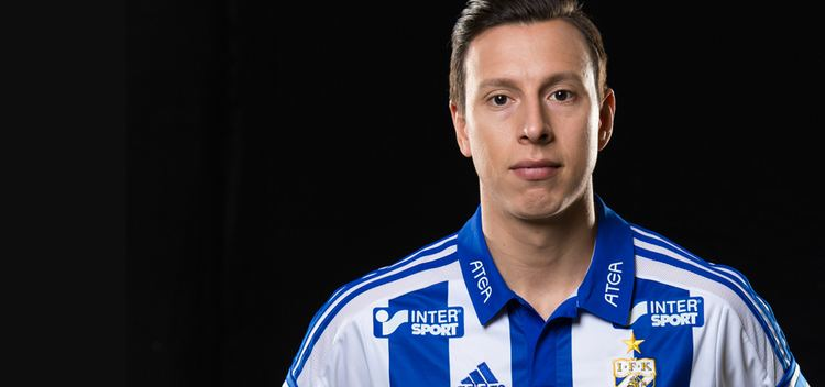 Martin Smedberg-Dalence IFK Martin SmedbergDalence