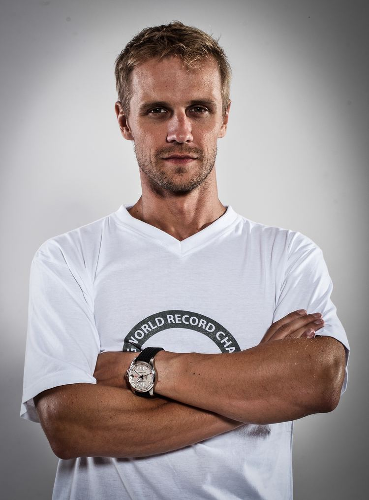 Martin Štěpánek (free-diver) Fii Freediving Instructors International