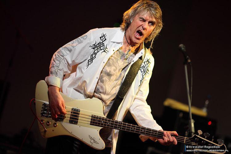 Martin Turner Martin Turner39s Wishbone Ash Performing Arts in