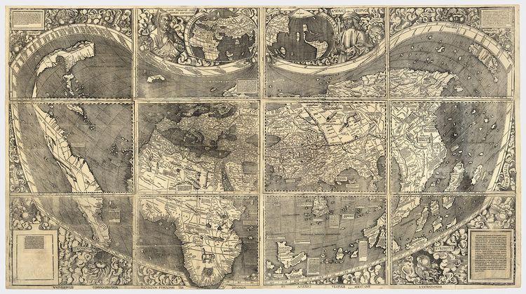 Martin Waldseemüller Martin Waldseemller 1470 1522