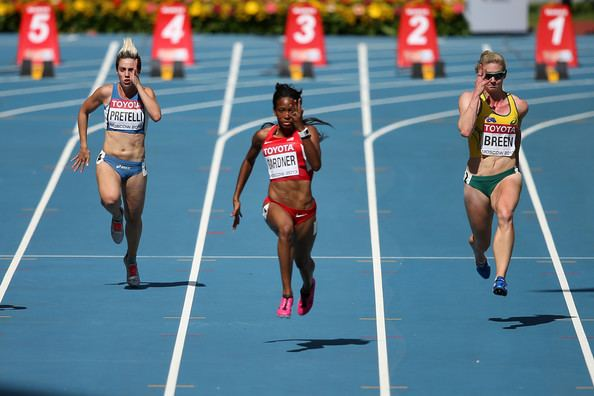 Martina Pretelli Martina Pretelli in 14th IAAF World Athletics Championships Moscow