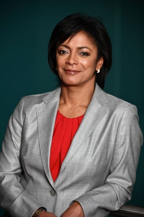 Martine Dennis News anchor Martine Dennis joins Al Jazeera