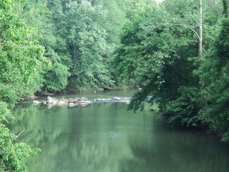 Martinsville Fish Dam