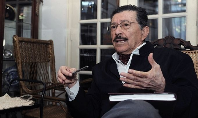 Martín Almada Martn Almada Centro Mandela DDHH