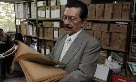 Martín Almada Martn Almada el hombre que encontr los archivos del terror del