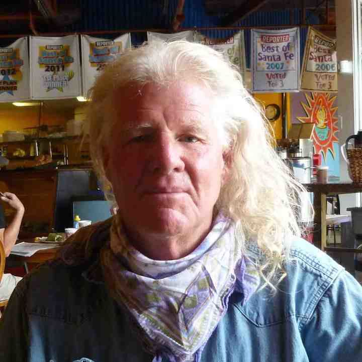 Martín Prechtel Martn Prechtel Santa Fe Radio Cafe