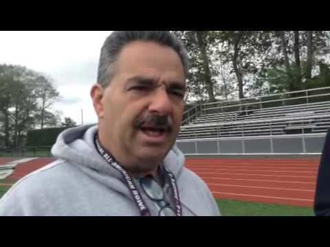 Marty Fine Marty Fine Bryant football YouTube