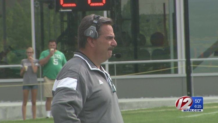 Marty Fine Marty Fine resigns as Bryant football coach after 13 years YouTube