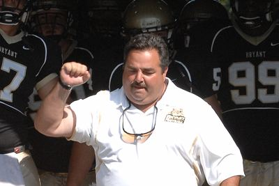 Marty Fine FOOTBALL COACH MARTY FINE TO COACH TO CURE THIS WEEKEND Bryant