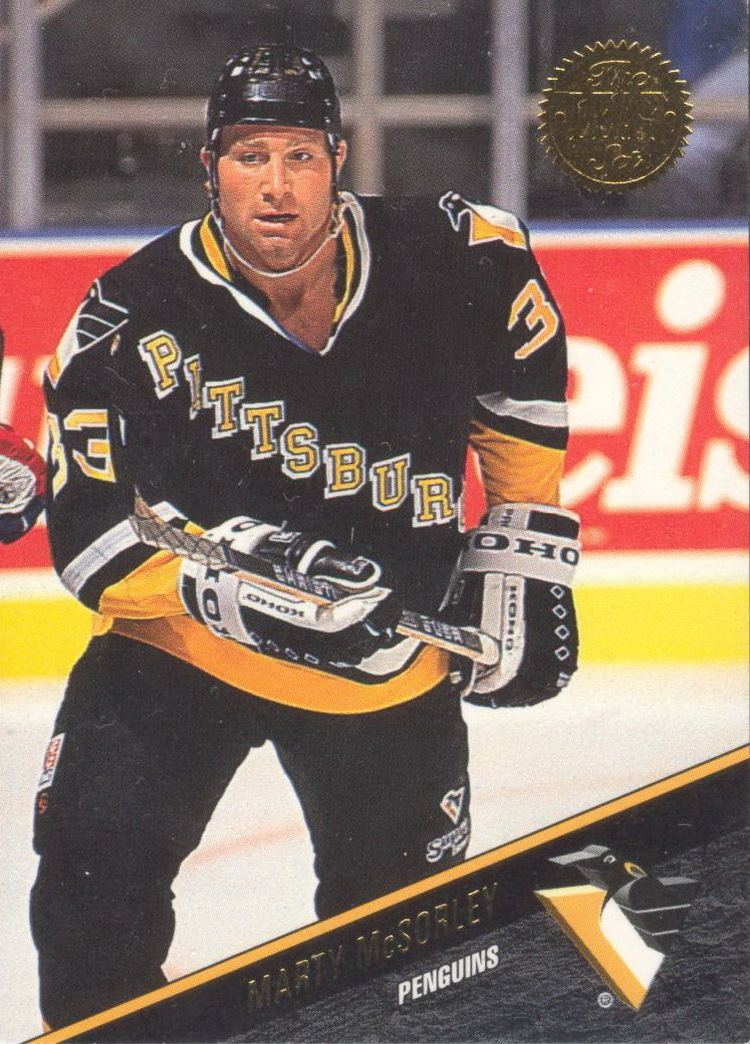 Marty McSorley Marty McSorley Player39s cards since 1993 2003