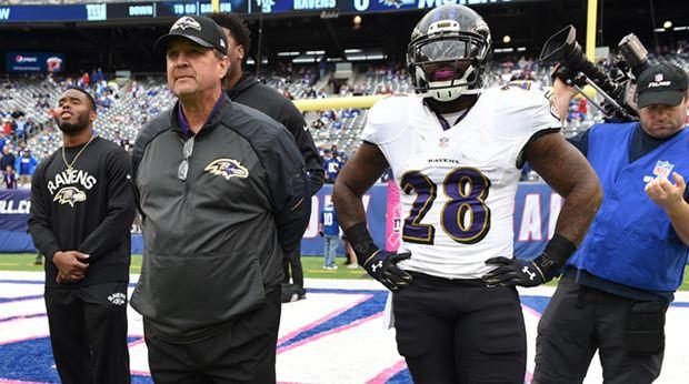 Marty Mornhinweg Ravens Offense Shows Promise Under Marty Mornhinweg But Doomed By