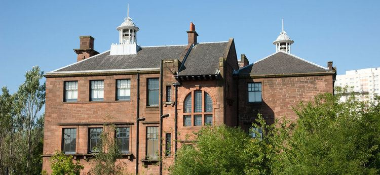 Martyrs' Public School Glasgow Mackintosh Attraction Martyrs39 School