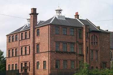 Martyrs' Public School Schools designed by Charles Rennie Mackintosh