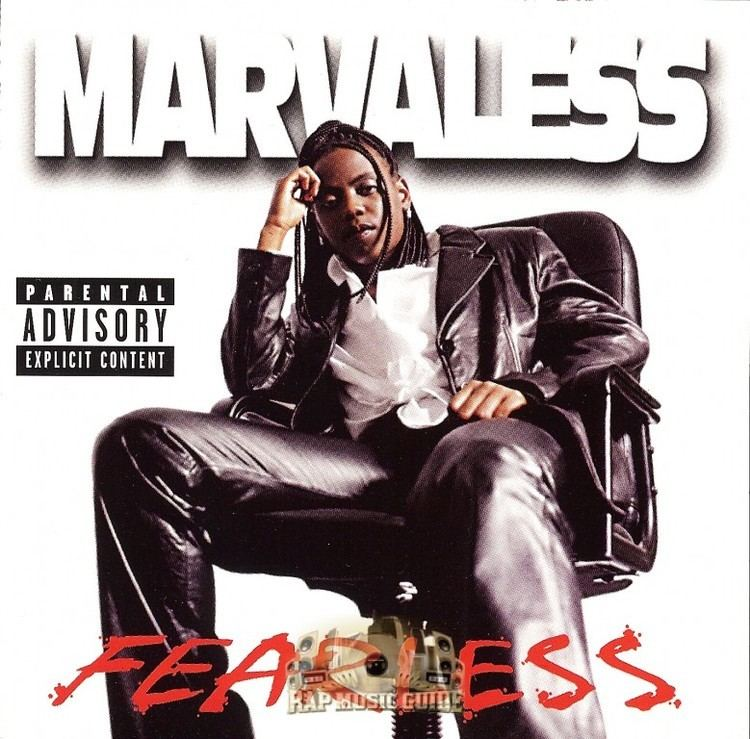 Marvaless Marvaless Fearless CDs Rap Music Guide