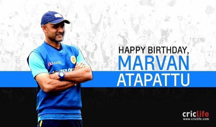 Marvan Atapattu 14 lesserknown facts about the Sri Lankan