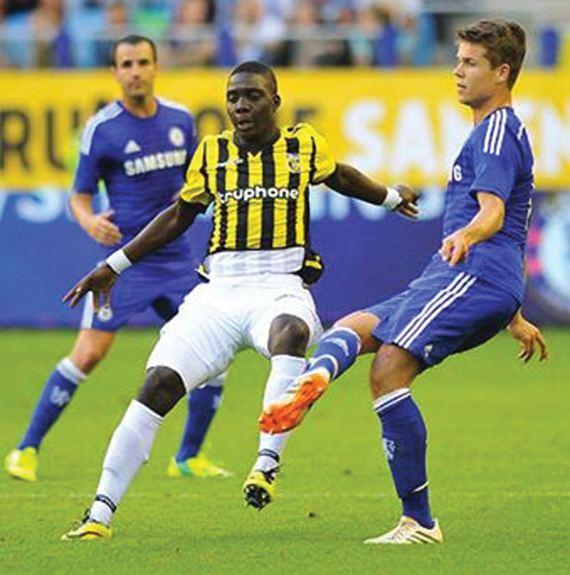 Marvelous Nakamba Nakamba signs for top Dutch side Southern Eye