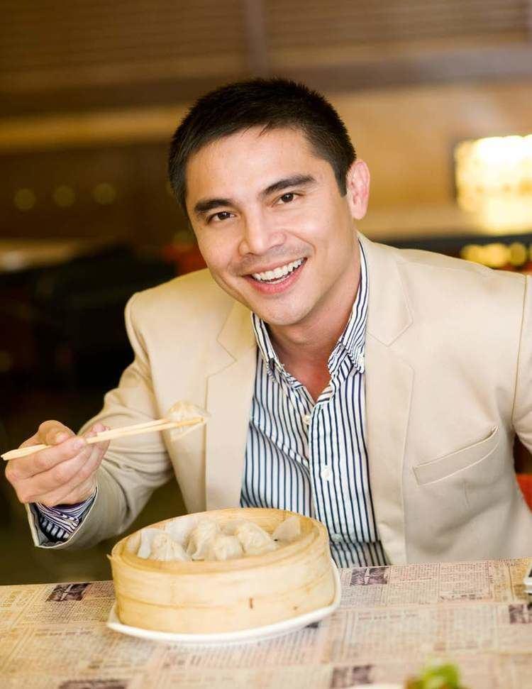 Marvin Agustin Marvin Agustin is building his restaurant empire
