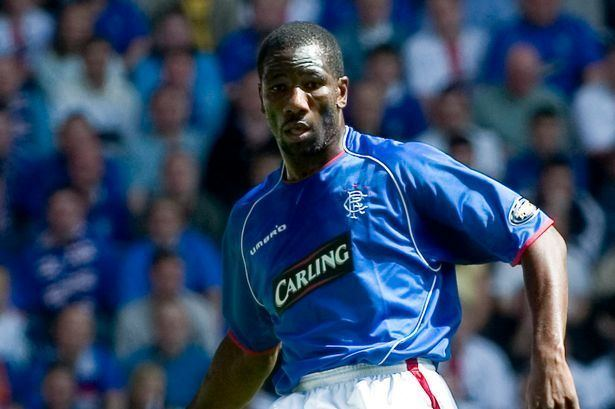 Marvin Andrews ExRangers star Marvin Andrews slammed by gay rights campaigners