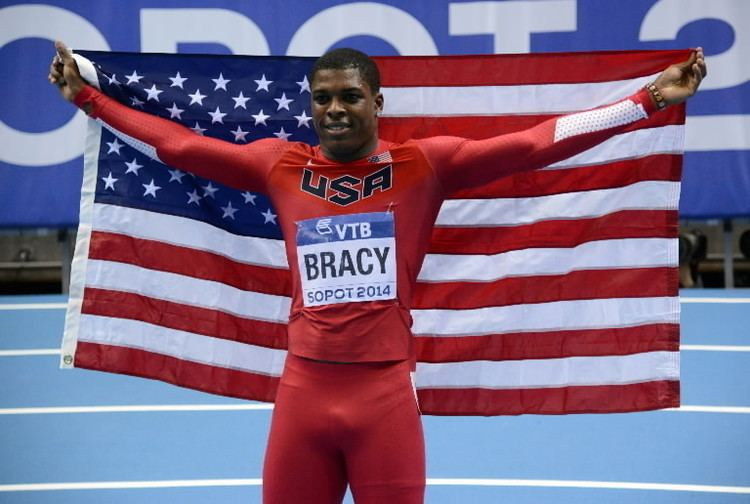 Marvin Bracy Former Boone and FSU star Marvin Bracy places 2nd at World