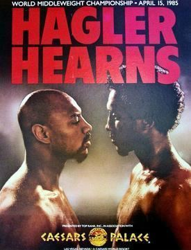 Marvin Hagler vs. Thomas Hearns