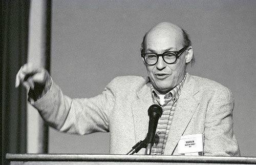 Marvin Minsky AI pioneer Marvin Minsky is born August 9 1927 EDN