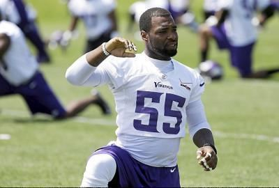 Marvin Mitchell Minnesota Vikings Marvin Mitchell quietly leading in
