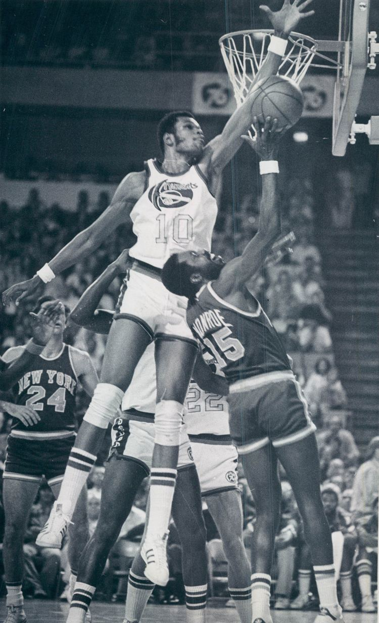 Marvin Webster ABA American Basketball Association Players