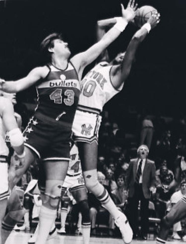 Marvin Webster Former Knicks center Webster dead at 56 NY Daily News