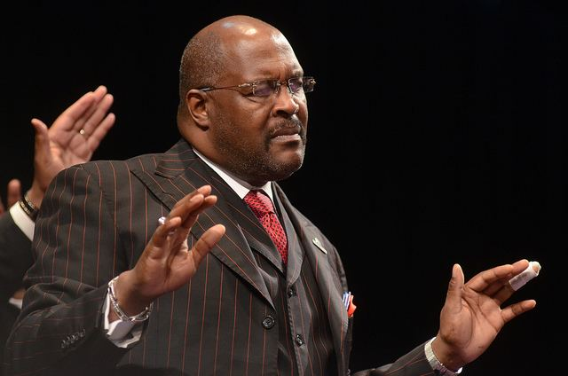 Marvin Winans Is Famed Pastor Marvin Winans Wrong for Refusing to Bless